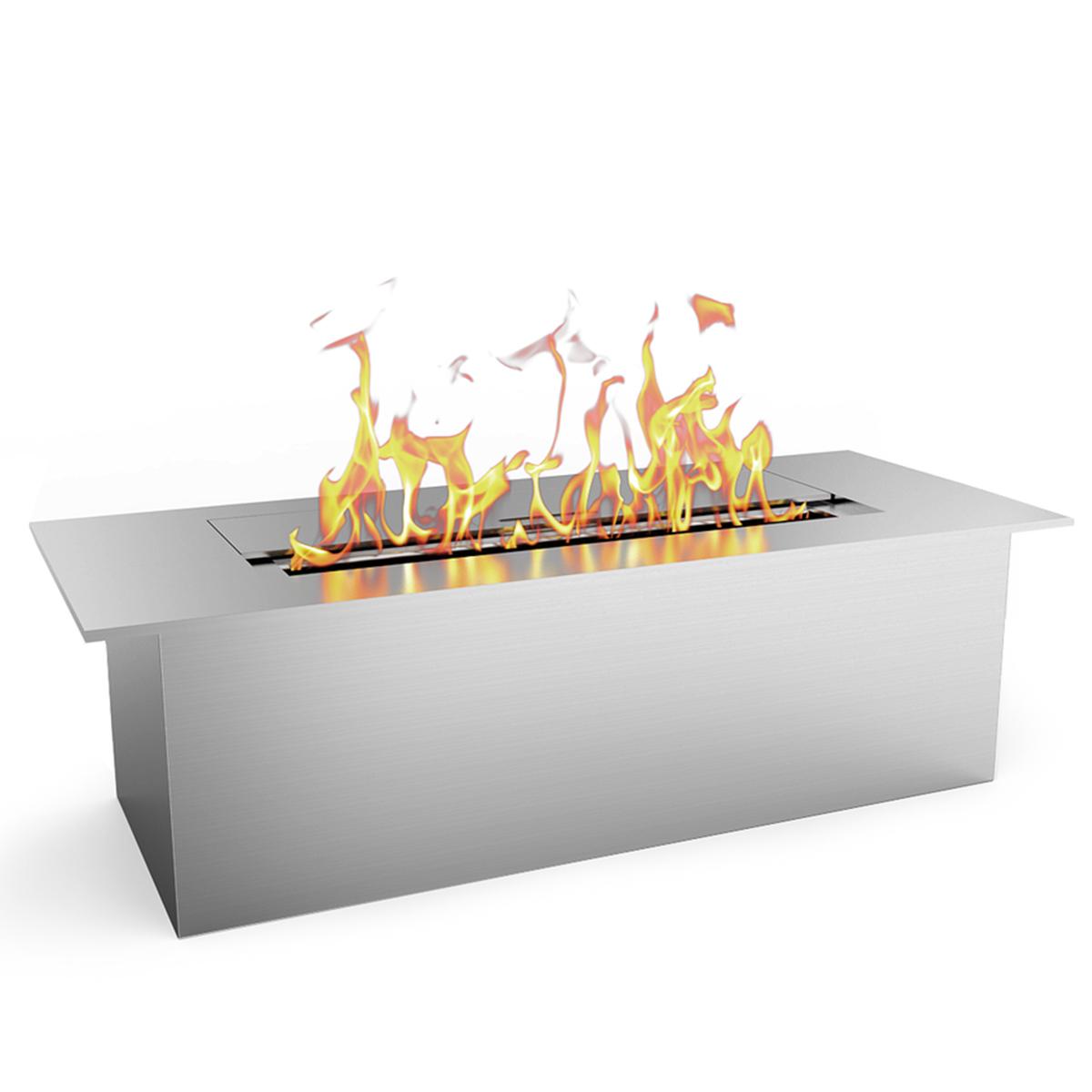 moda flame 1 5l gel fuel burner insert