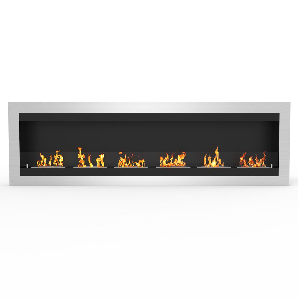 wall fireplace wall mounted ethanol fireplaces