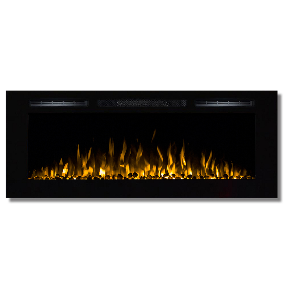 Regal Flame 50 Fusion Pebble Wall Mounted Fireplace