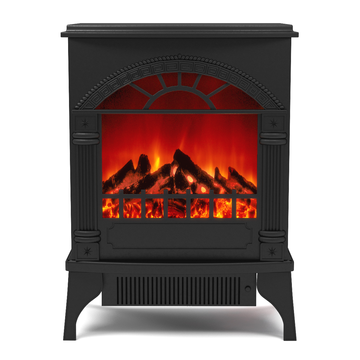 Regal Flame Apollo Electric Fireplace Free Standing