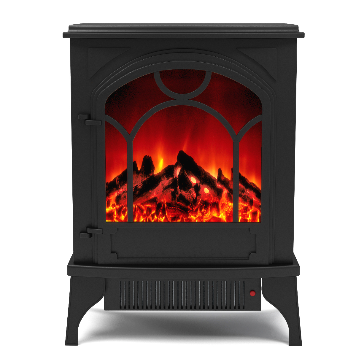 Regal Flame Aries Electric Fireplace Free Standing