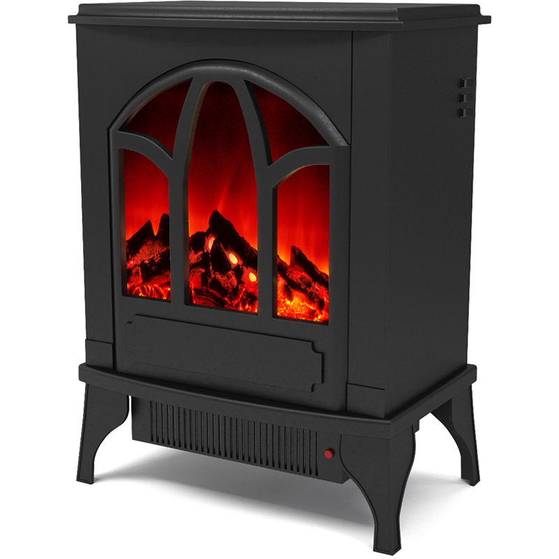 Moda Flame Sutton Electric Fireplace Stove Insert with Heater