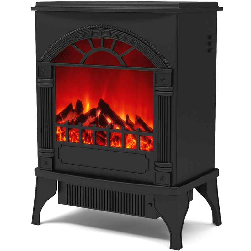 moda dalton electric fireplace stove insert with heater