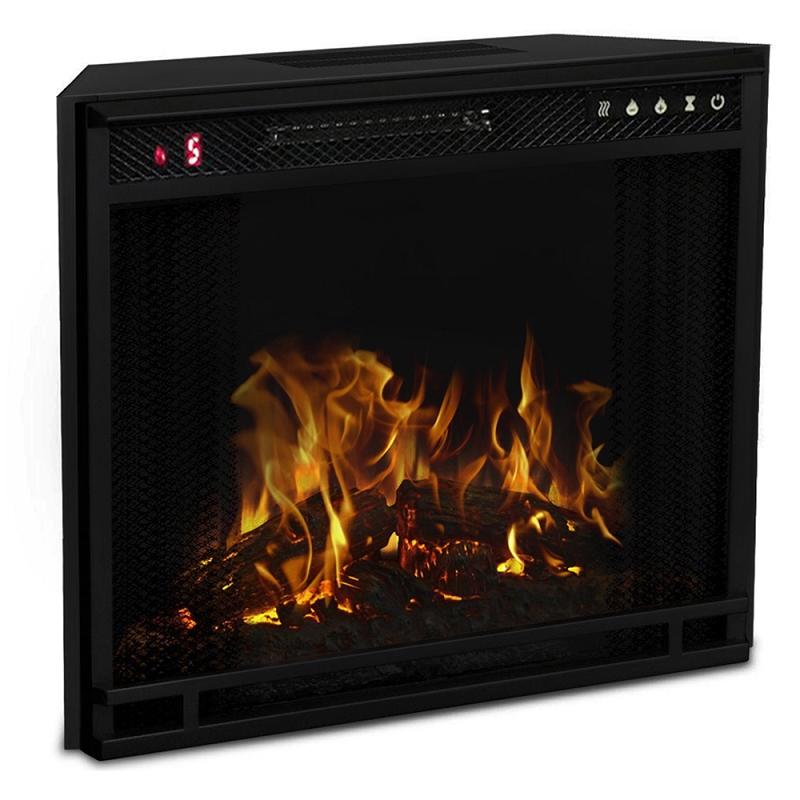 moda 33 inch led electric firebox fireplace insert
