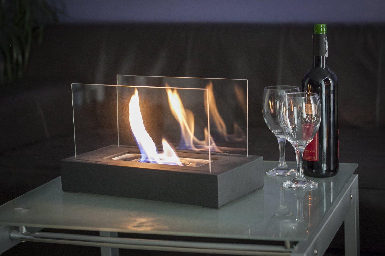 Ethanol Fireplace Btu