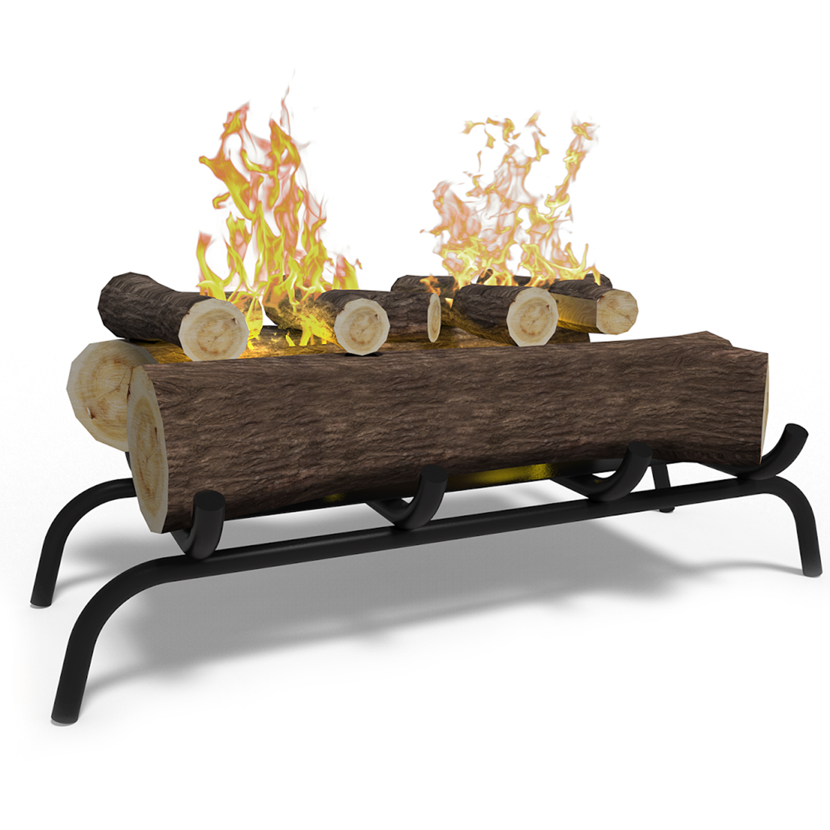 regal flame convert to ethanol log fireplace burner insert
