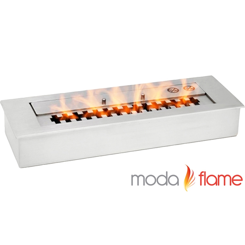 Moda Flame Pro 18 Ethanol Fireplace Burner Insert