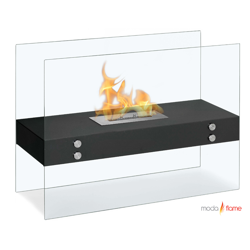 Moda Flame Avila Contemporary Indoor Outdoor Ethanol