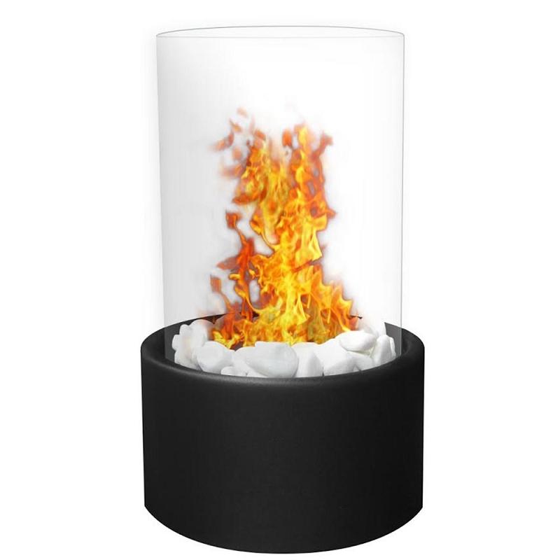 Moda Flame Ghost Tabletop Firepit Ethanol Fireplace Black - Flame Ghost Tabletop Firepit Ethanol Fireplace Black