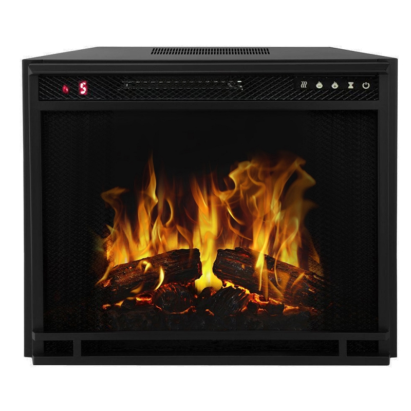 moda flame 33 led electric firebox fireplace insert ebay
