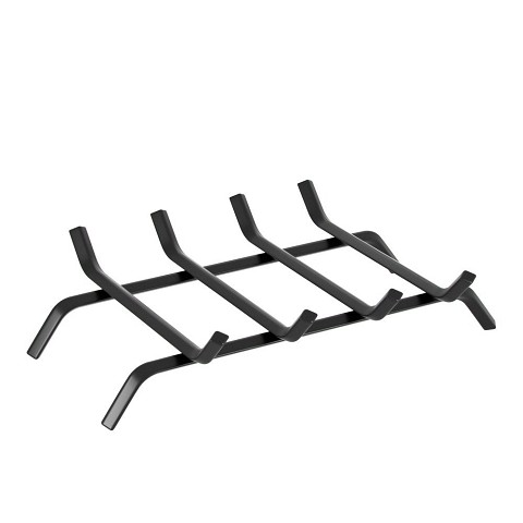 Regal Flame 18 Inch Black Wrought Iron Fireplace Grate