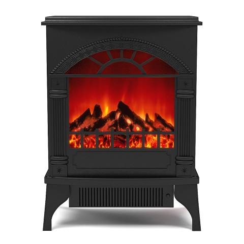 Regal Flame Apollo Electric Fireplace Free Standing Portable Space Heater Stove