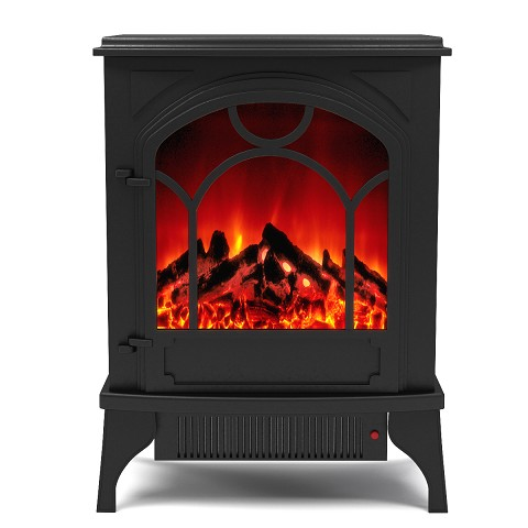 Regal Flame Aries Electric Fireplace Free Standing Portable Space Heater Stove