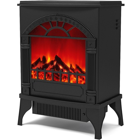 Moda Flame Dalton Electric Fireplace Stove Insert with Heater