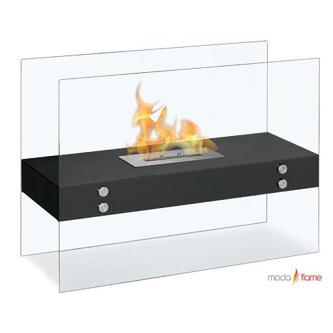 moda flame avila contemporary indoor outdoor ethanol