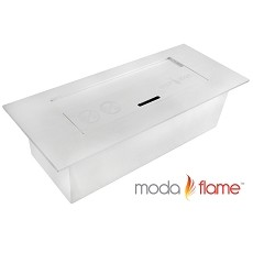 Moda Flame 3L Indoor Outdoor Gel Fuel Ethanol Fireplace Burner Insert