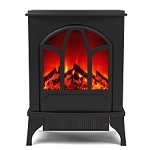 Regal Flame Juno Electric Fireplace Free Standing Portable Space Heater Stove