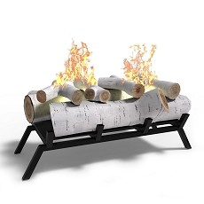 Shop for ethanol fireplace logs