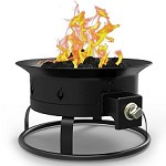 58,000 BTU Napa Portable Propane Outdoor Fire Pit