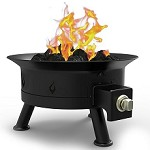 Regal Flame Camp Mate XL 58,000 BTU Portable Propane Outdoor Fire Pit